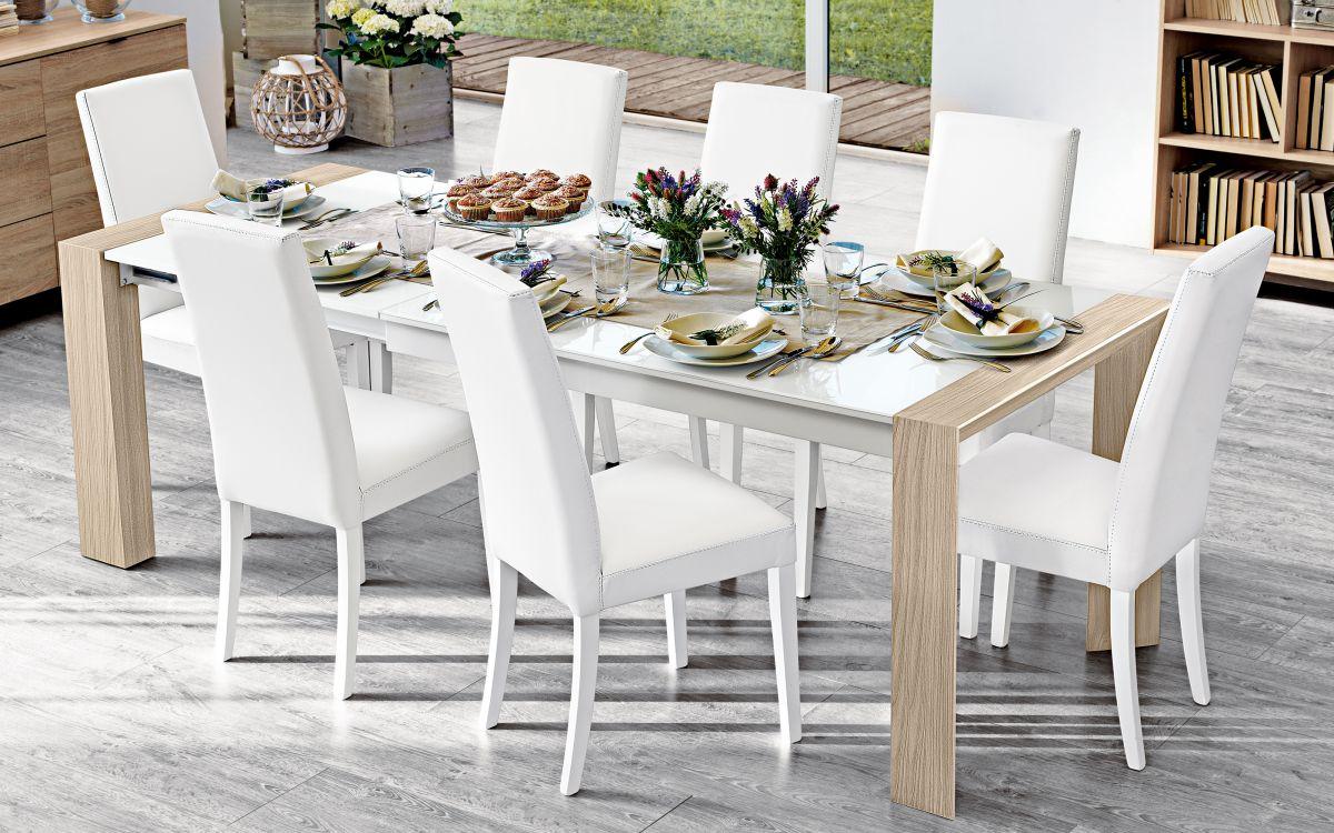 Bellissimo tavolo di mondo convenienza modello wood.