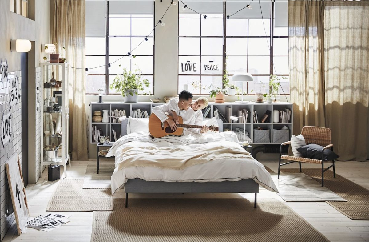 Anteprima catalogo bagno IKEA 2020, arredamento moderno.