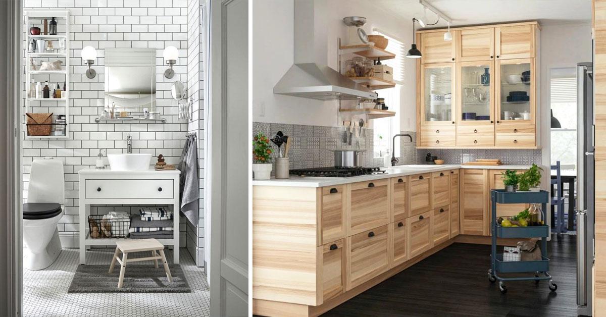 Il Meglio Del Catalogo Ikea 2020 Anteprima Cucine Bagno E Tante Novita