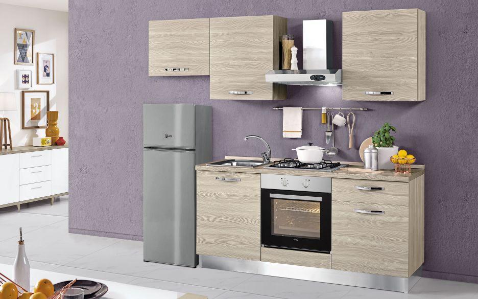 Cucina fissa mondo convenienza modello Athena.