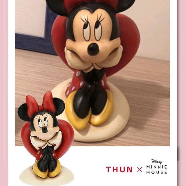 personaggio della Thun Minnie Mouse.