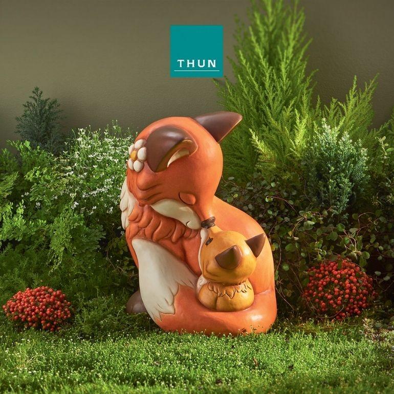 Il bosco incantato del catalogo Thun.