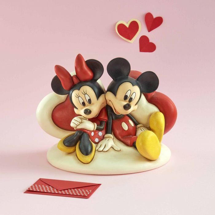Catalogo Thun 2019 con Minnie Mouse.