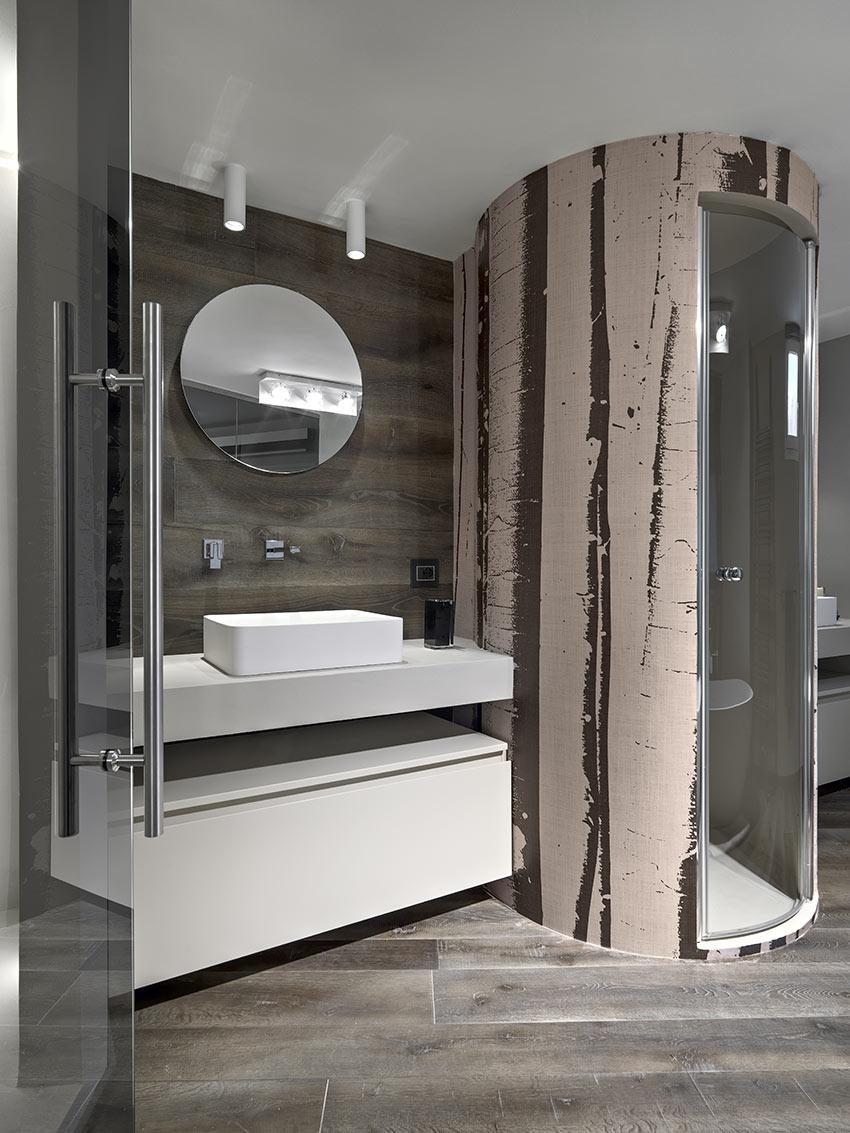 Docce Per Bagni Piccoli il fascino dei bagni in muratura: un compromesso tra rustico