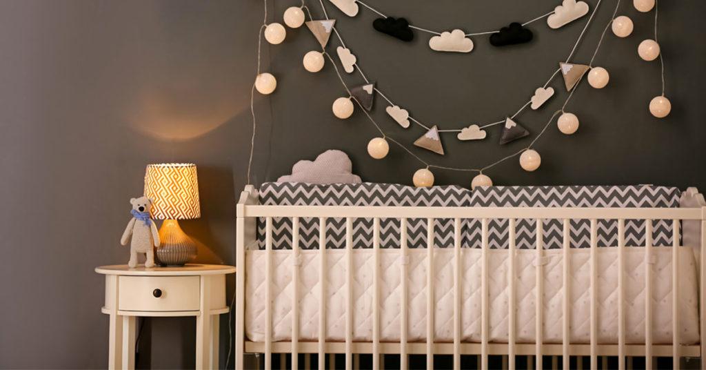 camerette per neonati, idee per arredare.