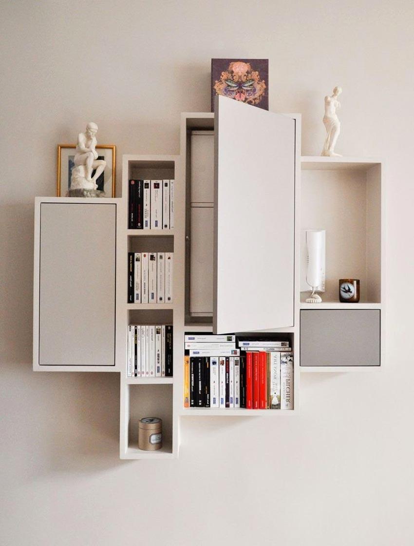 Come Costruire Un Copri Contatore 10 furbe idee per nascondere il quadro elettrico in casa