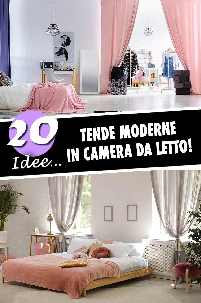 Tende Design Camera Da Letto.Tende Camera Da Letto 15 Idee Per Un Stanza Stilosa Lasciatevi