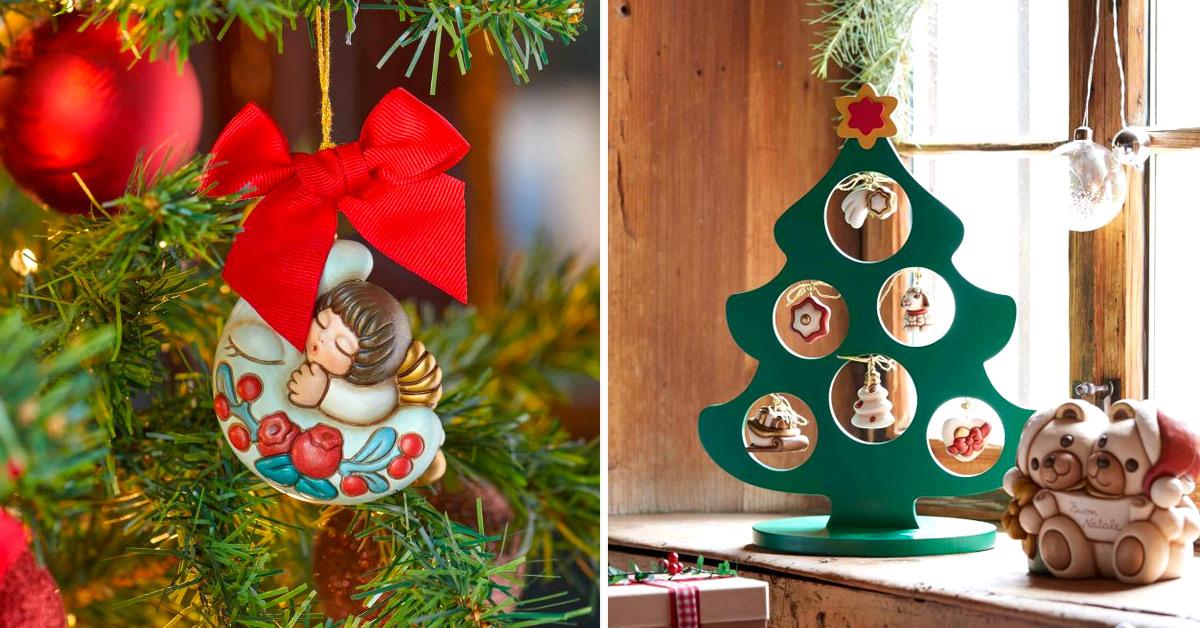Natale Thun, addobbi, presepe, decorazioni per la tavola.