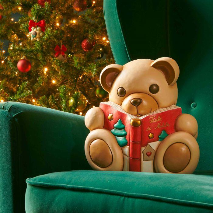 L'orsetto Teddy della Thun per Natale.