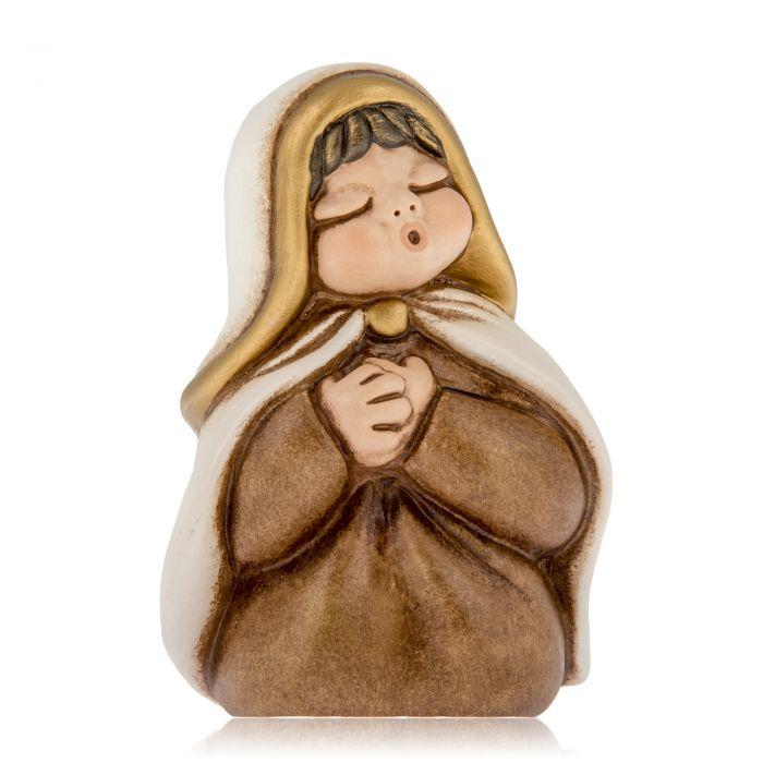 Madonnina del catalogo Natale Thun.