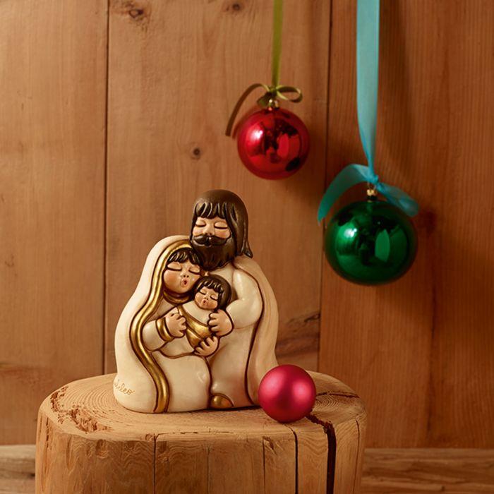 Personaggi del presepe di Natale Thun.