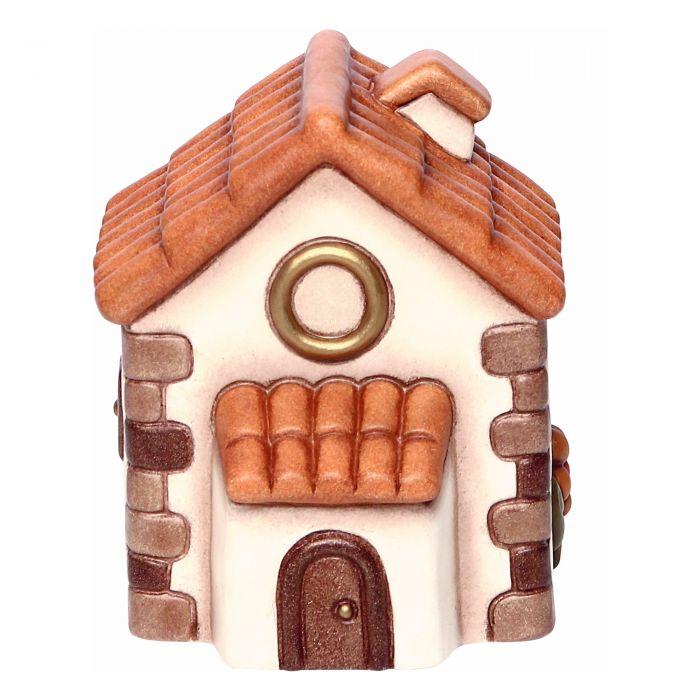 Casetta del presepe di Natale Thun.