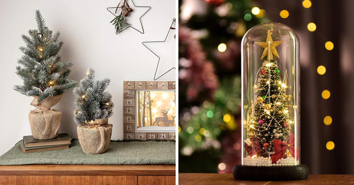 Alberelli Di Natale.Alberelli Di Natale Chi Vuole Aggiungere Un Tocco Di Magia In Piu 15 Idee