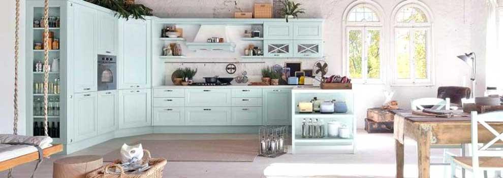 Arredamento provenzale per la cucina, idee e ispirazioni per la casa.