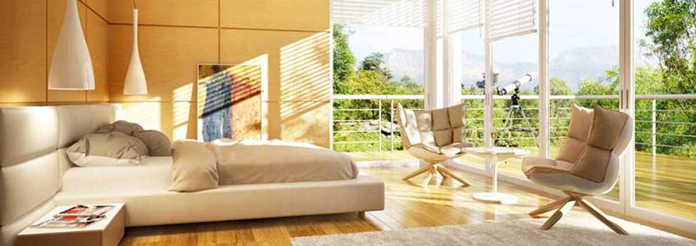 Arredi d'interni, il bagno in stile moderno, ispirazioni, foto.
