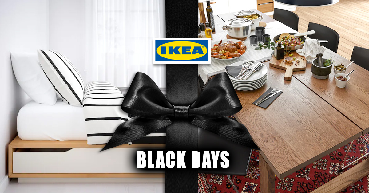 black friday IKEA 2019, prodotti in offerta