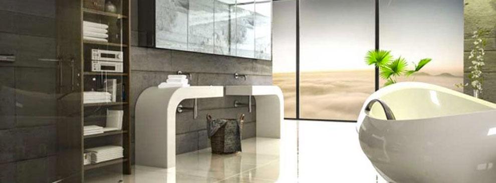 Idee per arredare il bagno di casa con gusto.