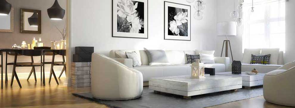 Scegliere il giusto arredamento in soggiorno, idee e spunti.