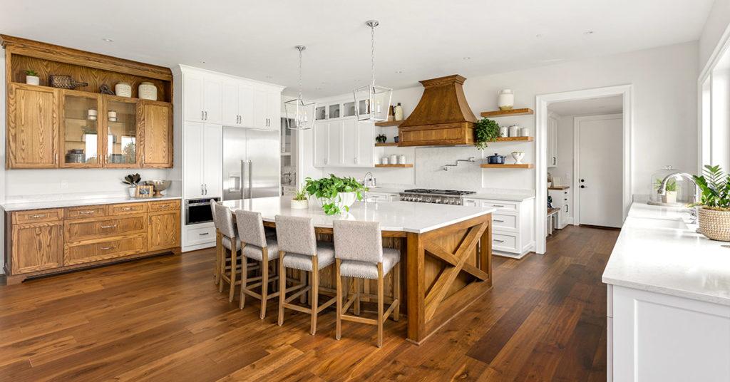 Le Cucine In Legno Una Bellezza Senza Tempo 32 Idee Per Ispirarvi