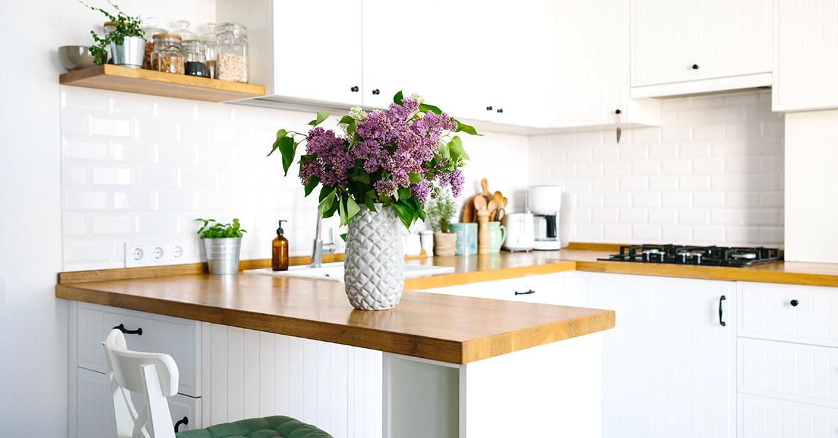 cucine piccole, soluzioni di arredamento.