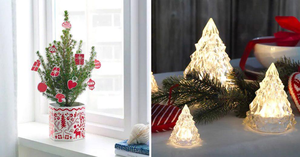 Addobbi Natale.Ikea Natale I Piu Belli Addobbi Per La Casa Ispiratevi