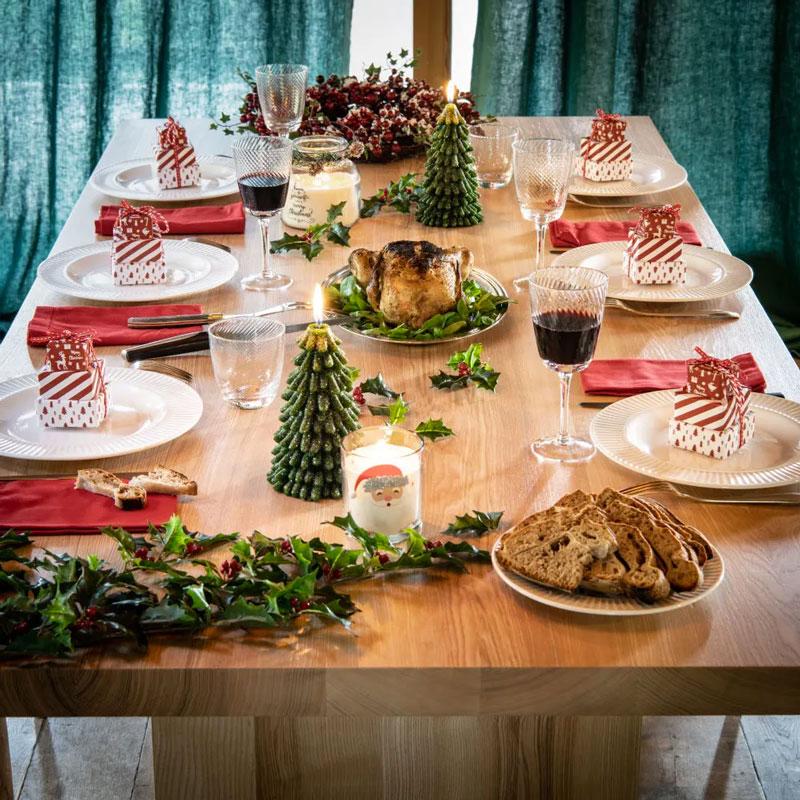 Decorazioni catalogo Maisons du Monde Natale 2019.