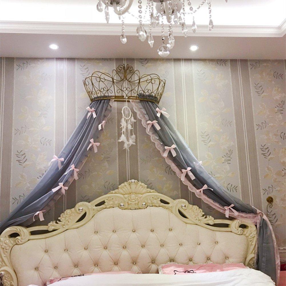 baldacchino letto principessa, ideale per uno stile shabby.