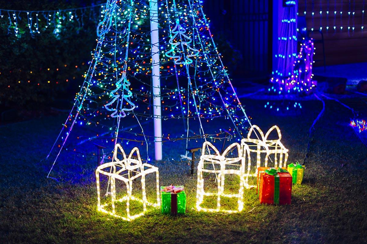 Addobbi Natalizi Luci.Addobbi Natalizi Per Esterno 20 Idee Per Un Natale Magico