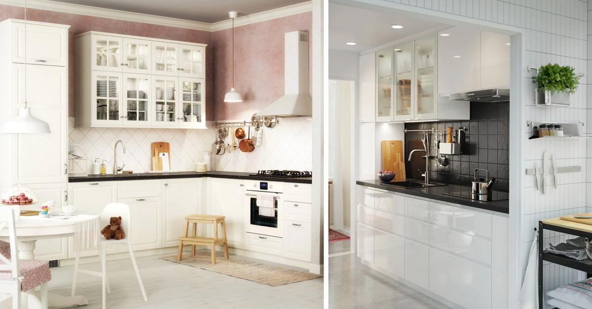 IKEA cucine, idee, foto e ispirazioni.