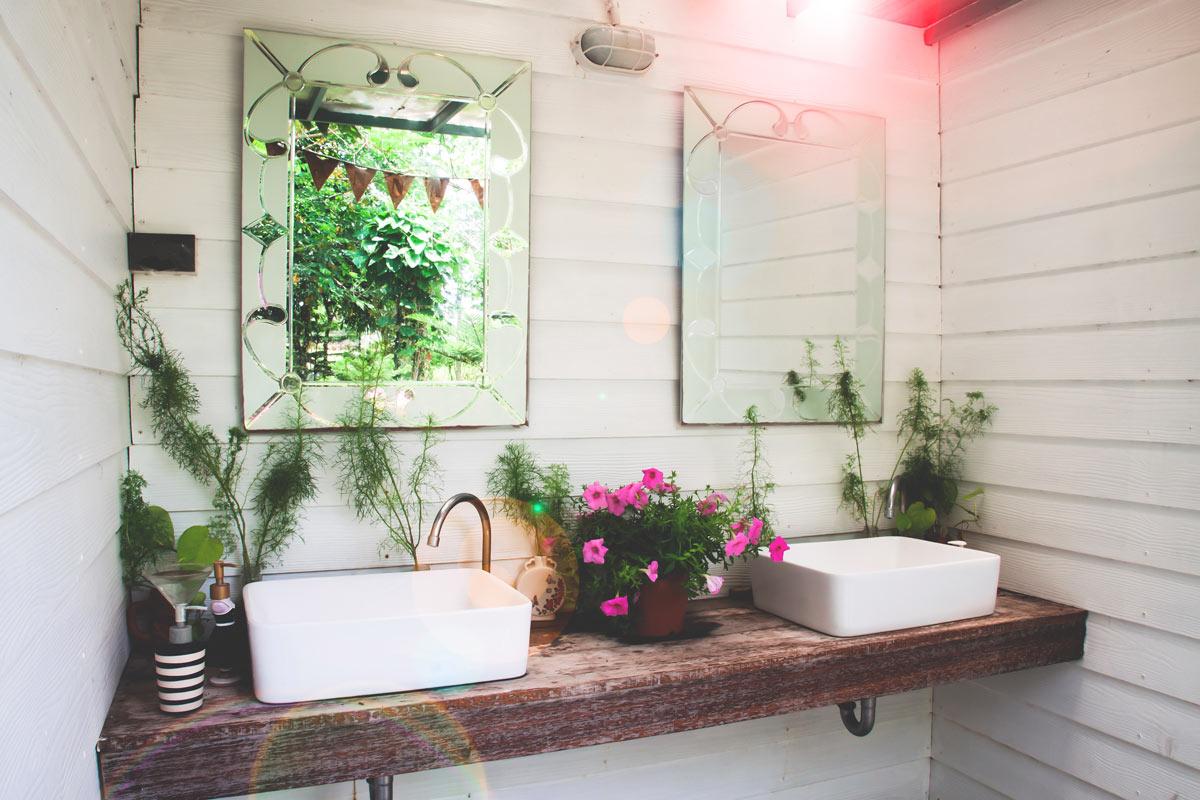 Idee Per Arredare Bagno arredare il bagno in stile naturale! 15 idee rilassanti per