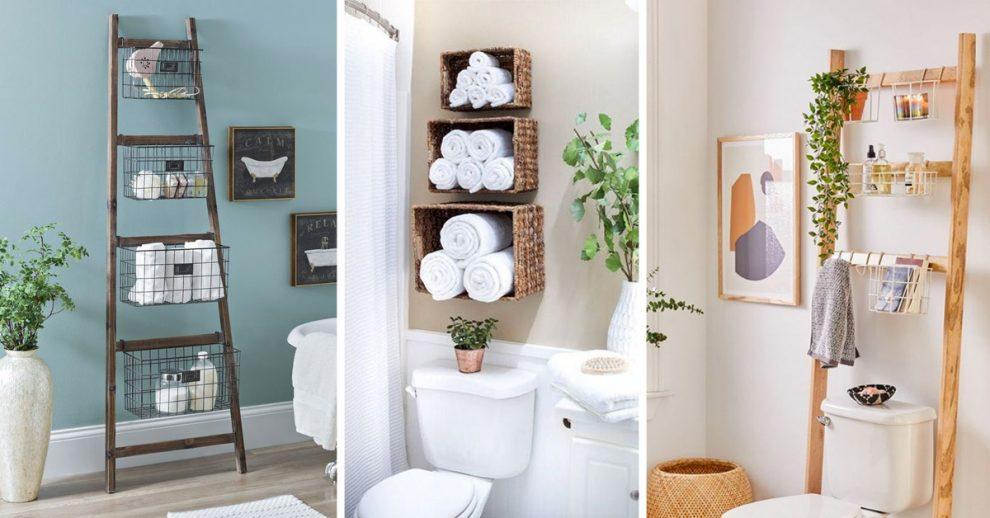 idee fai da te per il bagno