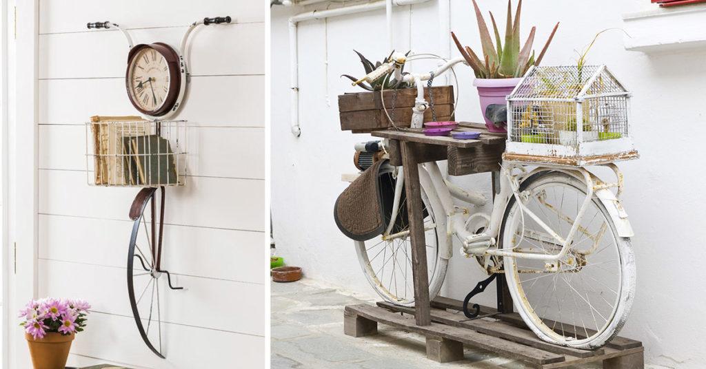 come recuperare una vecchia bicicletta