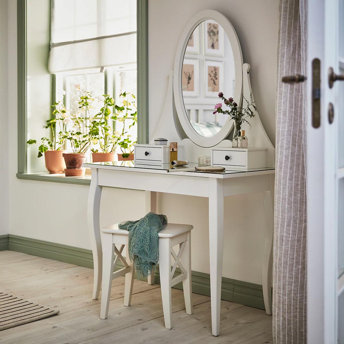 Il mobile Toeletta HEMNES IKEA