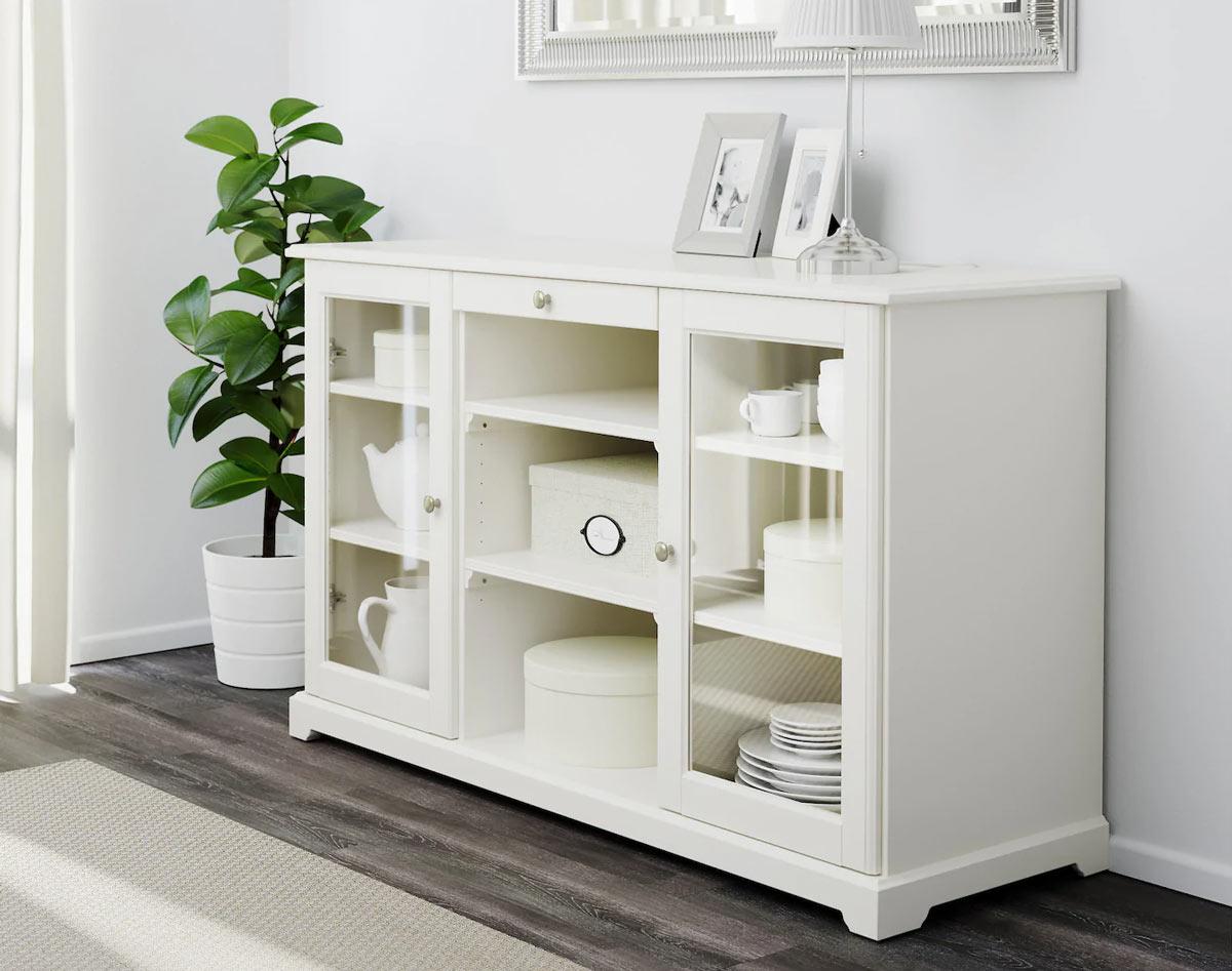 Il mobile LIATORP stile shabby chic IKEA