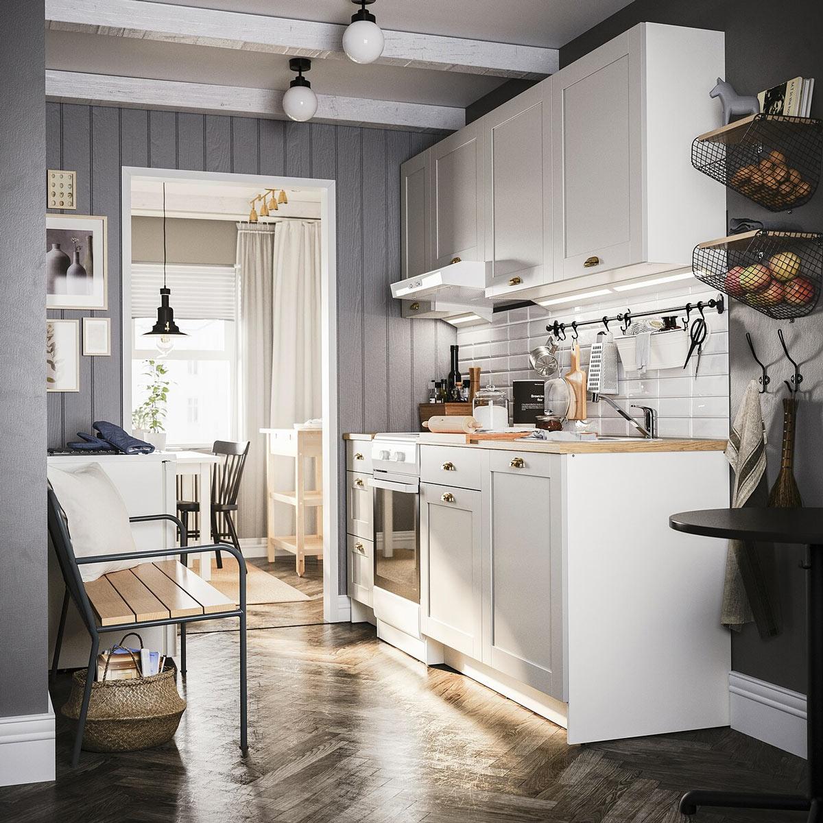 La cucina modulare KNOXHULT IKEA