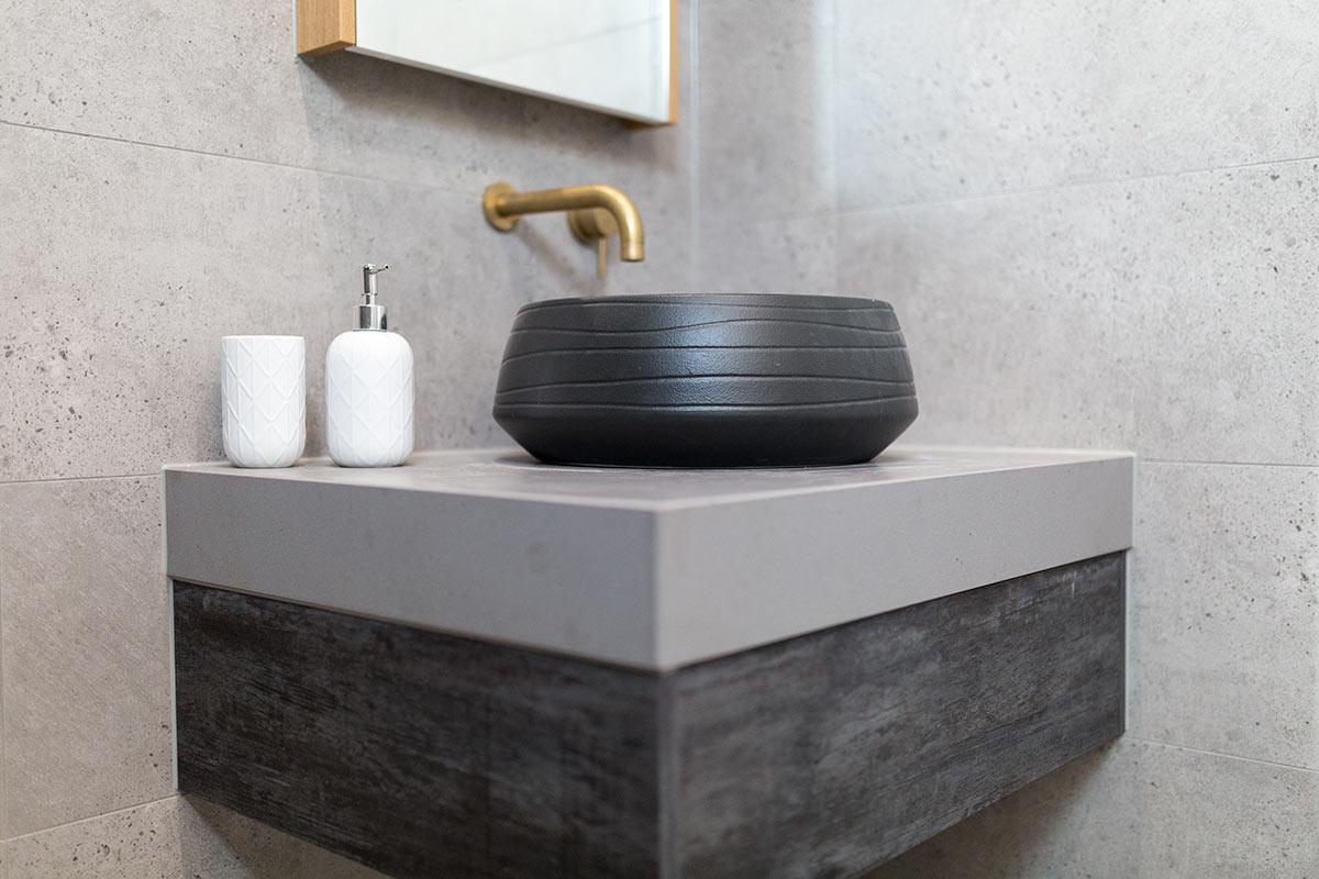 Bagno Nero 40 Ispirazioni Per Un Bagno Di Design