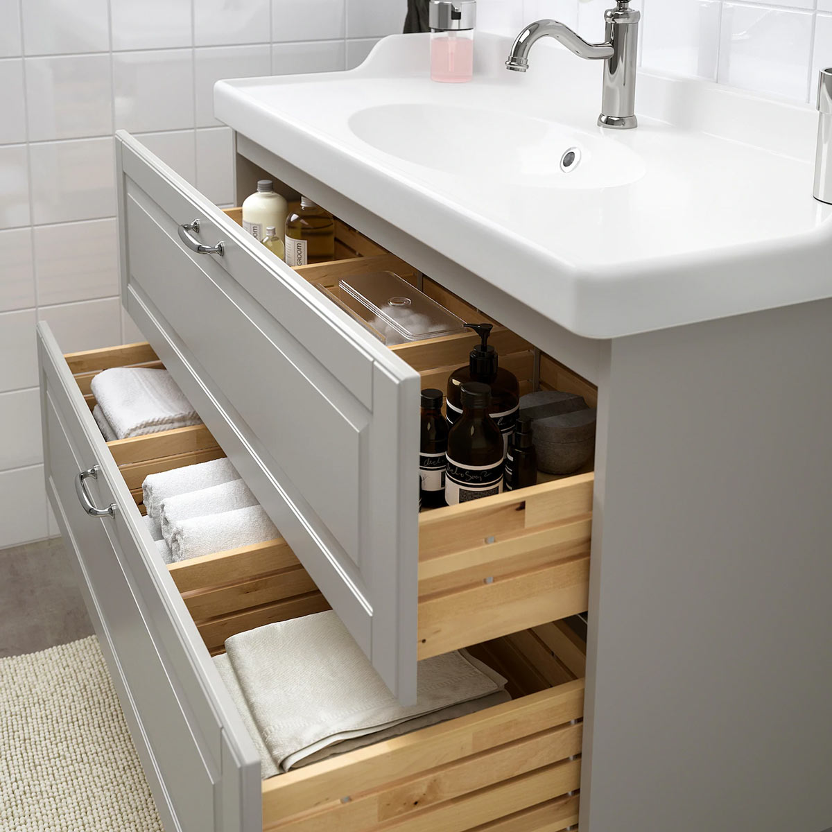 Ikea Mobili Bagno Pensili ikea bagno: i mobili del catalogo 2020! lasciati ispirare