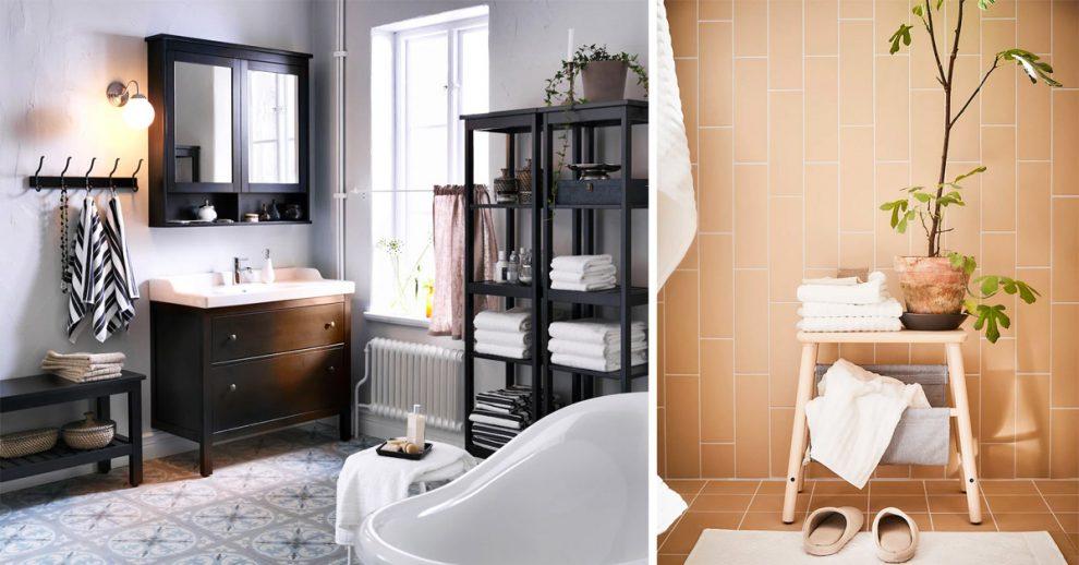 mobili per il bagno IKEA 2020.