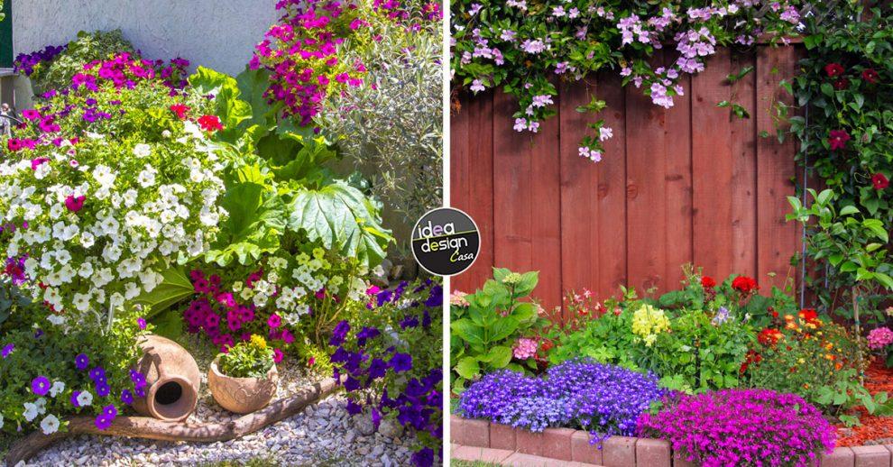 Super Aiuole fiorite: 15 ispirazioni per un giardino a colori! Ispiratevi OK09