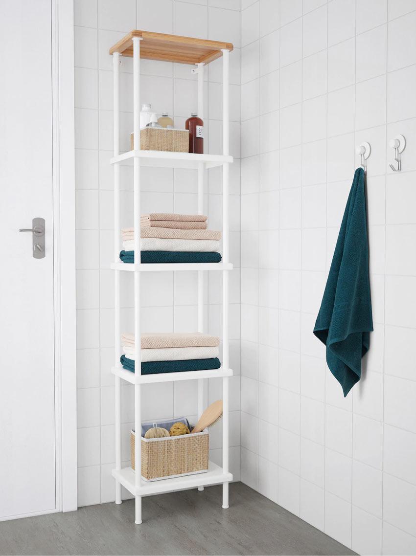 Un bagnetto IKEA? 15 idee per un bagno piccolo, bello e ...