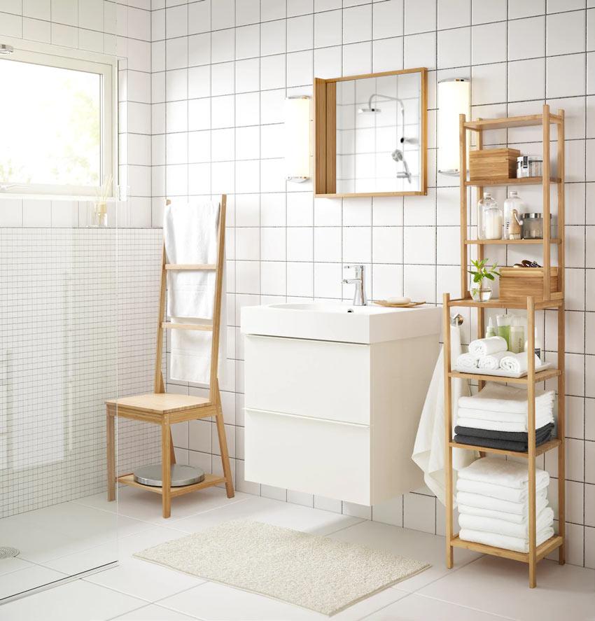 Mobili per bagnetto IKEA