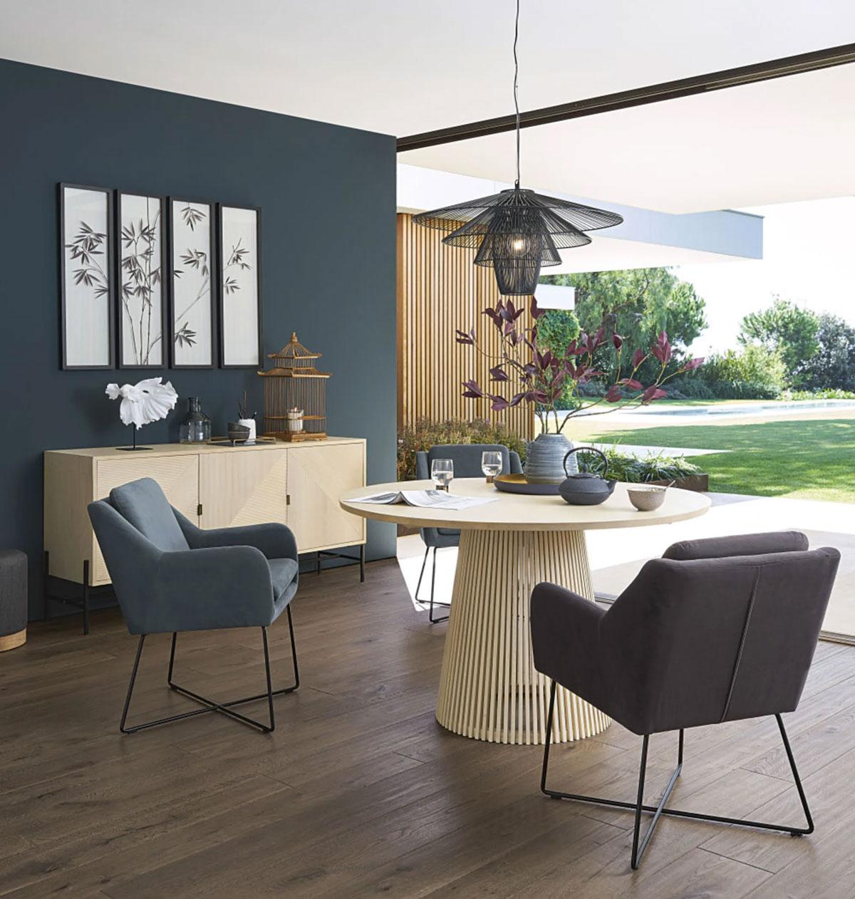 Maisons du monde sala da pranzo stile moderno