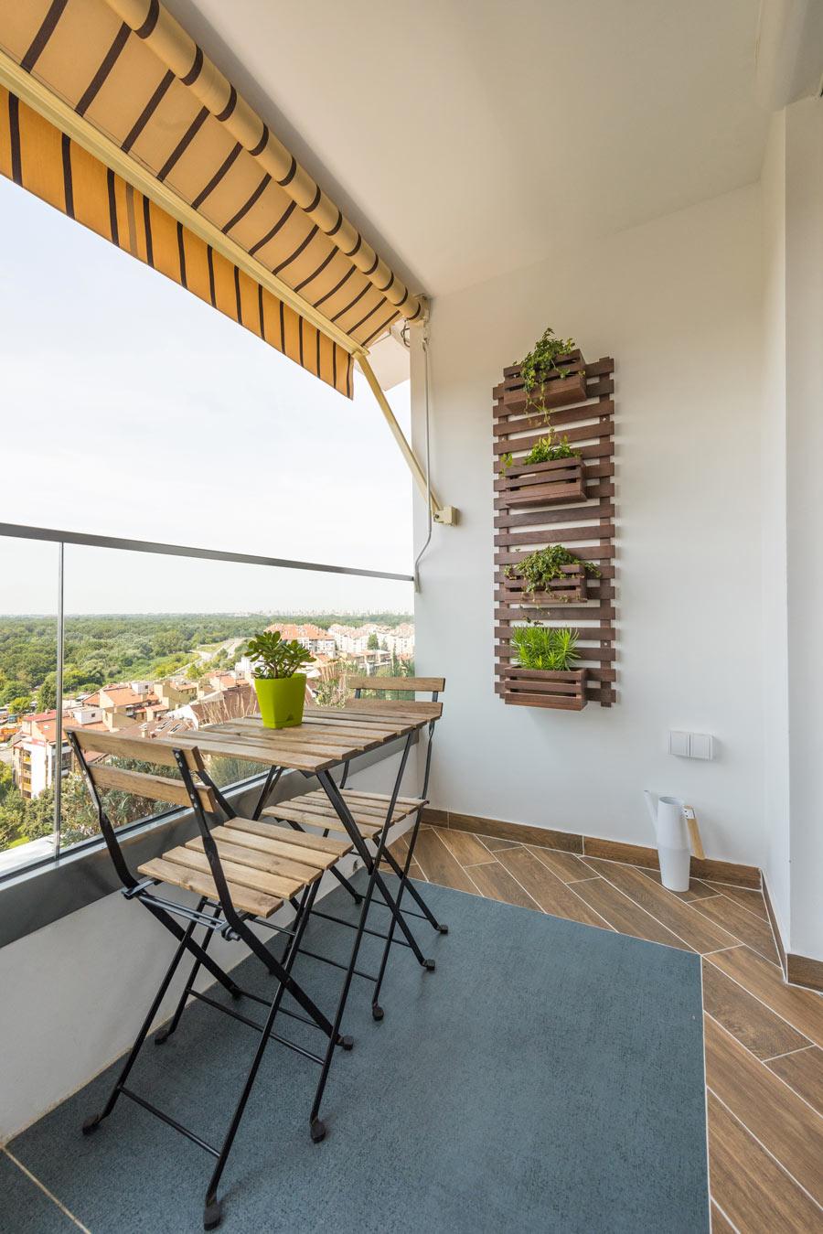 Balcone Lungo E Stretto come arredare il balcone con stile! 15 ispirazioni da copiare