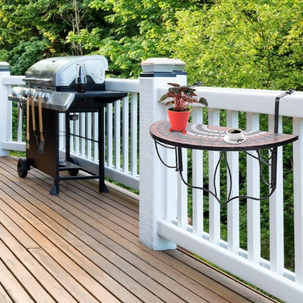 tavolino salvaspazio balcone