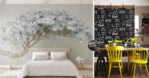 carta da parati idee per le pareti di casa.