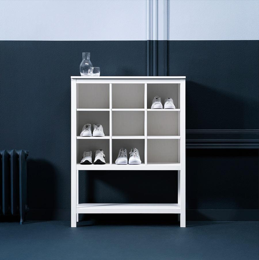 Mobile scarpiera IKEA.