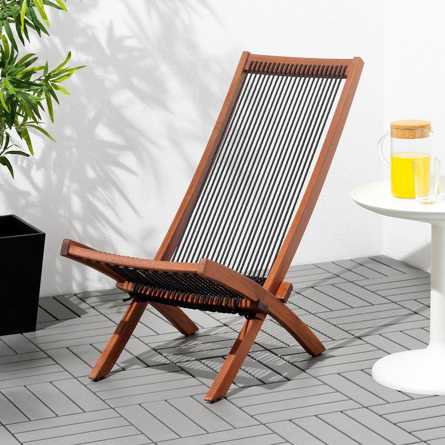 Ikea Tavoli E Sedie Per Giardino.Arredare Il Terrazzo Con Ikea 15 Ispirazioni Per Il 2020