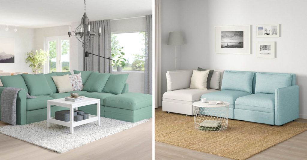 Divani IKEA per la primavera 2020