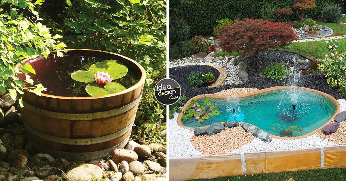 Ispirazioni giardini d'acqua.