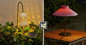 luci da esterno ad energia solare